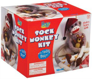Sock-monkey-kits