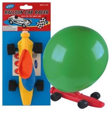 balloon car project