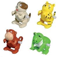 Flippin-animal-wind-ups-dog-monkey-cat-frog