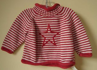 Star-red-sweater