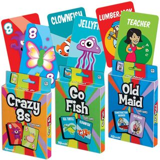 card games for kids