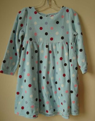 Dress-polkadot