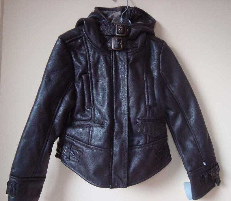 Zara-faus-leather-jacket