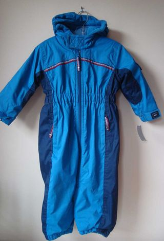 Blue-snowsuit