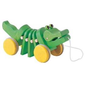 Plan-alligator-pull-along